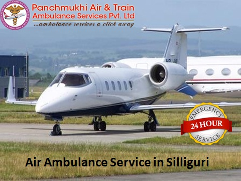Air Ambulance Service in Silliguri